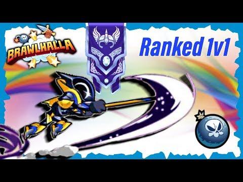ARTEMIS // Ranked 1v1 To DIAMOND #1 • Brawlhalla Gameplay