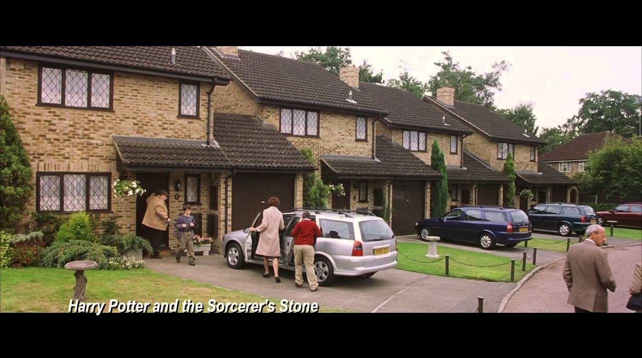 Harry Potter Extras - The Last Days of Privet Drive