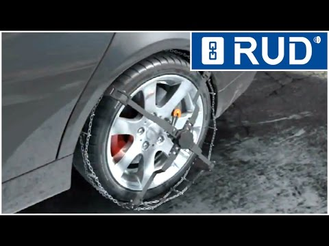 rud comfort centrax snow chains fitting instruction. Black Bedroom Furniture Sets. Home Design Ideas