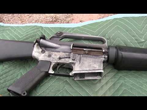Vietnam era M16