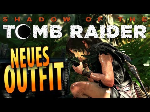 Shadow of the Tomb Raider #02 | Upgrade & neues Outfit | Gameplay German Deutsch