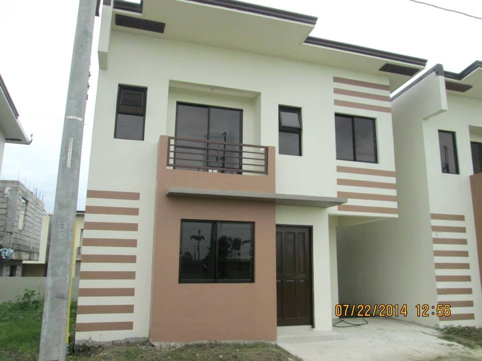 House and lot for sale amaya breeze linear model turned for Home furniture for sale in cavite