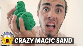 CRAZY MAGIC SAND