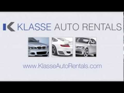 Car Rental In Denver - Denver Car Rental - (720) 398-5900 - Klasse Auto Rentals