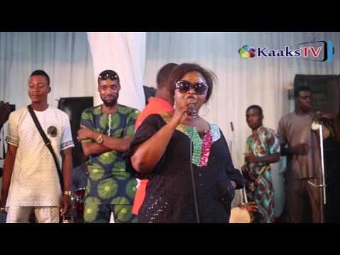 ST JANET At Sunmibayo Rojaiye & Micheal Afolabi Album Launching.
