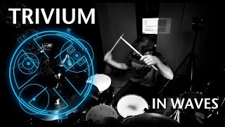 Trivium - In Waves Drum Cover - Johnkew
