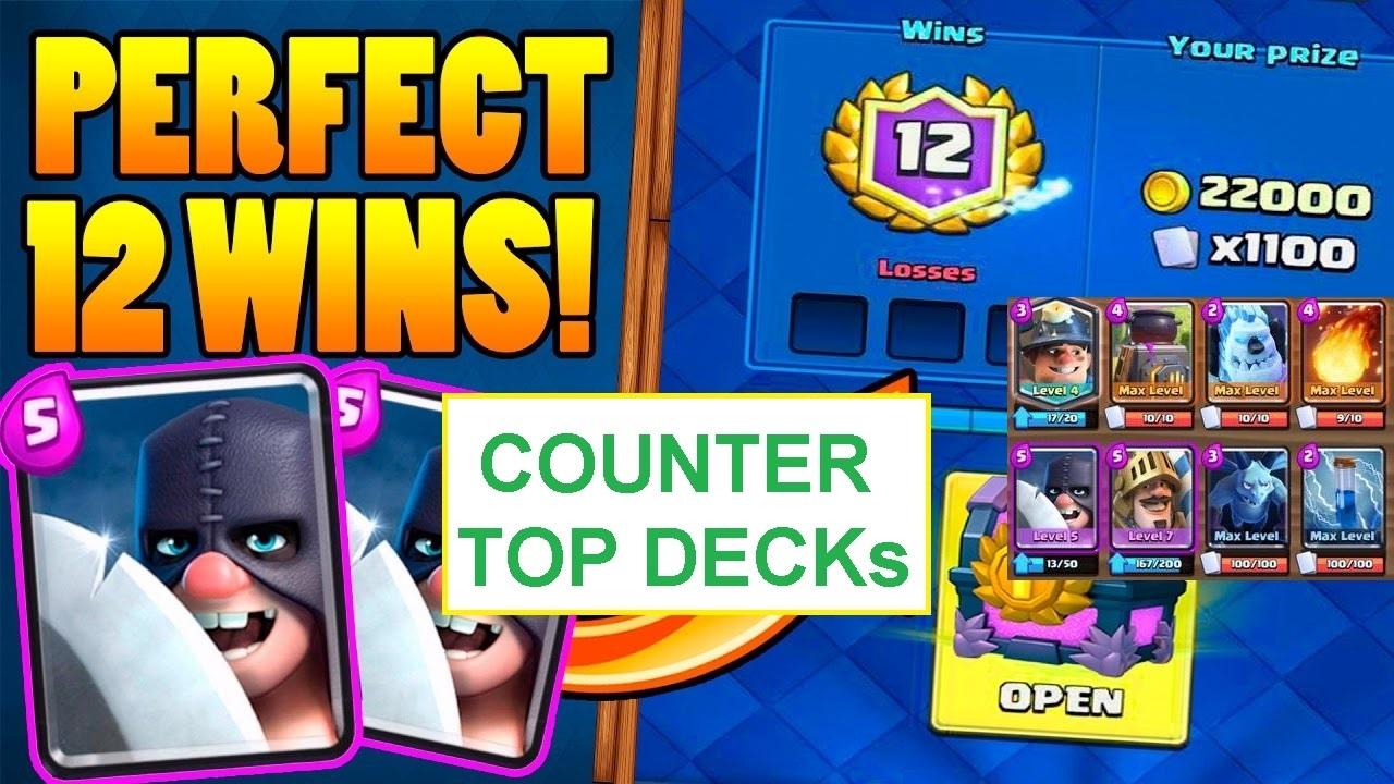 deck generator clash royale