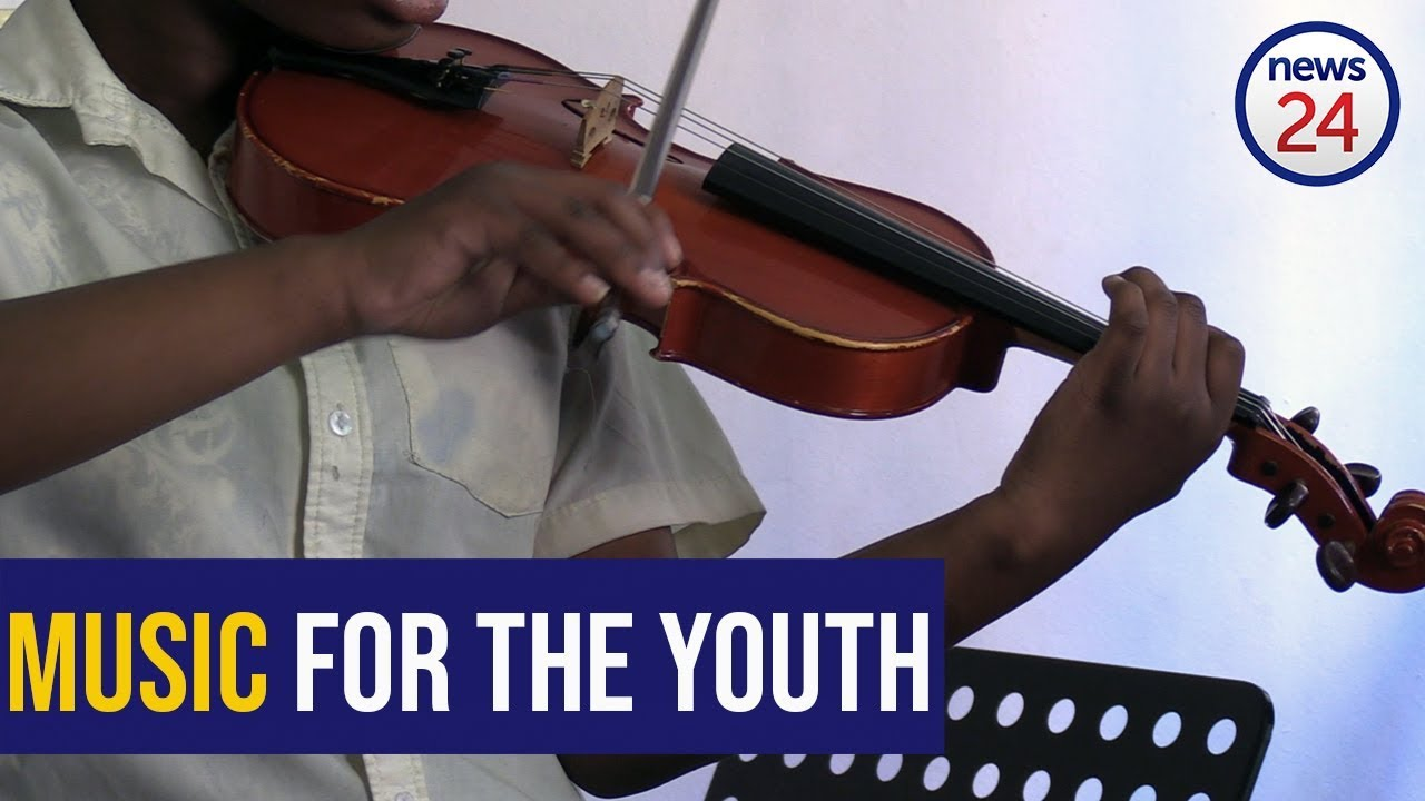 WATCH: Dancing to a new tune at the Hillbrow music school