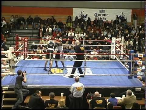 Chicago Golden Gloves 3-4-11: Justin Hughes vs. Gerardo Hernandez