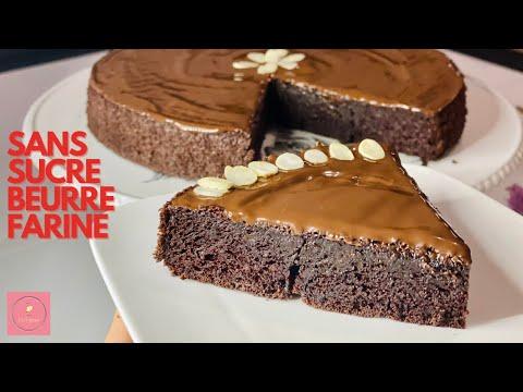 le-meilleur-gÂteau-au-chocolat-healthy---sans-sucre-❌farine-❌beurre-🍫