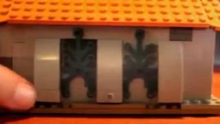 LEGO Clash of Clans hôtel de Ville 8 GPM Examen