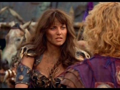 La trilogie de Xena [dans Hercules] - YouTube