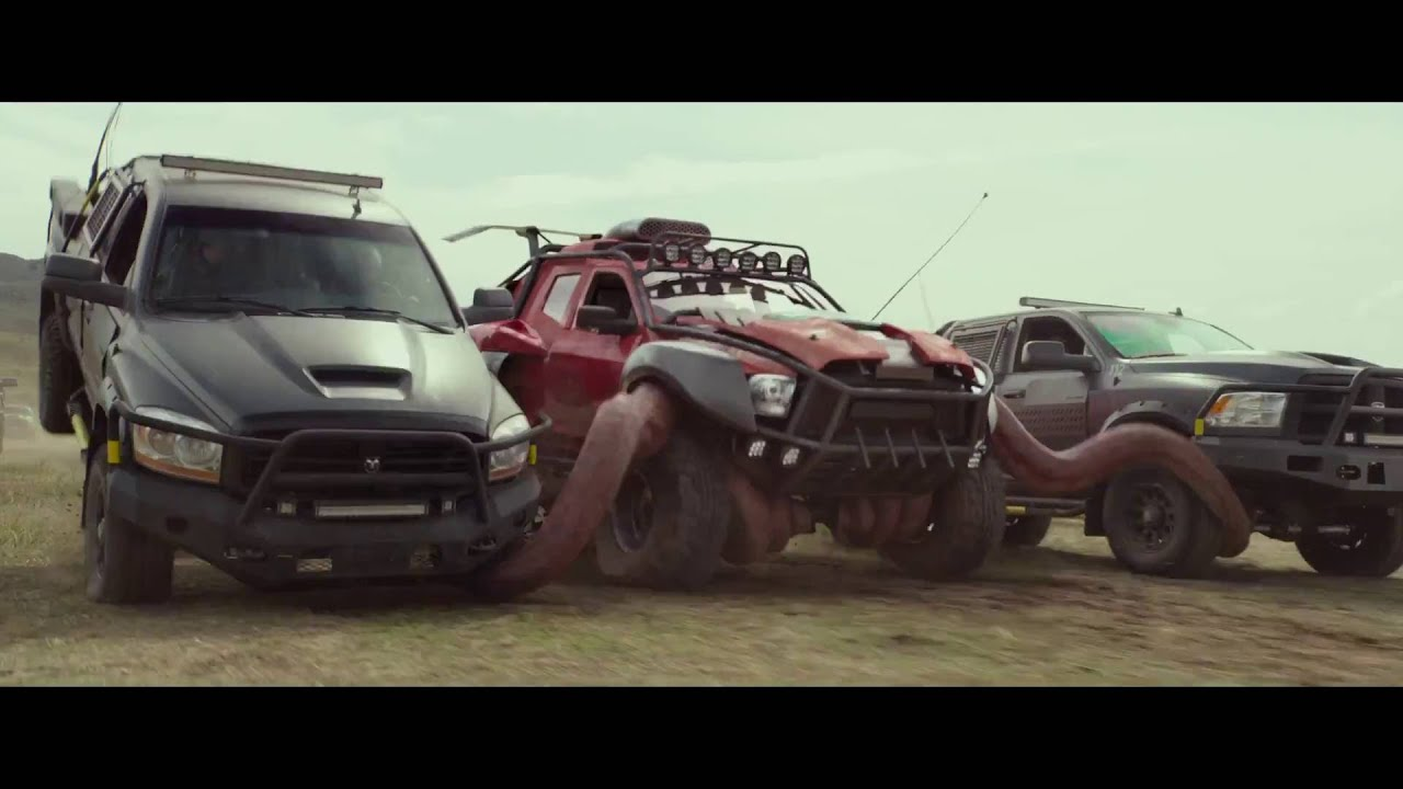 Monster Trucks - Trailer español (HD)