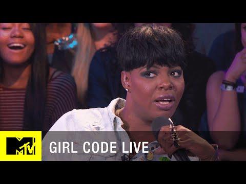 Empire's Ta'Rhonda Jones Free-Styles | Girl Code Live | MTV