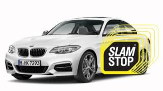 Доводчик двери на BMW 2 Series M235i – Дотяжка автомобильных дверей SlamStop(, 2015-04-09T13:15:05.000Z)