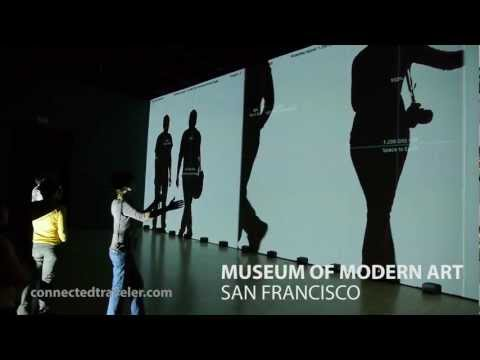 SF Museum of Modern Art: Interactive Radio