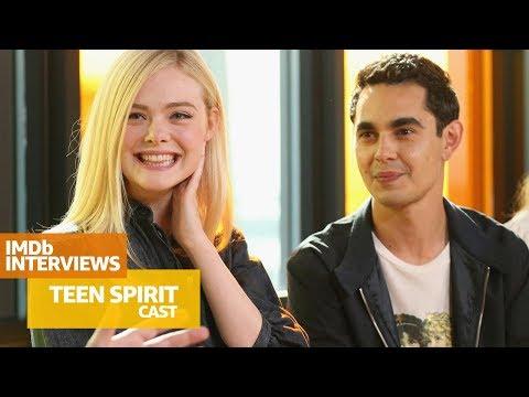 Elle Fanning, Max Minghella & Cast Talk Music and Milking Goats in 'Teen Spirit' (2018) | TIFF 2018 Mp3