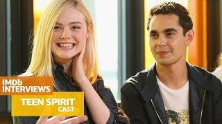 Elle Fanning, Max Minghella & Cast Talk Music and Milking Goats in 'Teen Spirit' (2018) | TIFF 2018