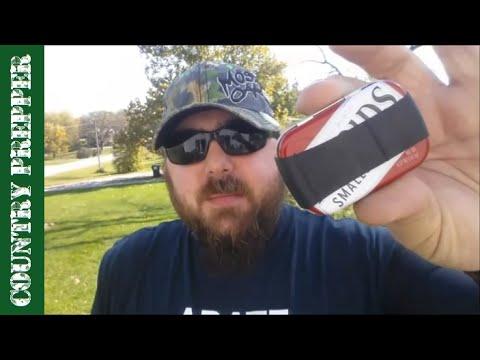 Altoids Smalls Tin Survival Kit Challenge