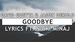 Jason Derulo Goodbye Mp3 Download - lazycrimson
