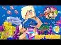 BABY SHARK - Baby Kayla ADOPTS a BABY SHARK!! Minecraft Adventure