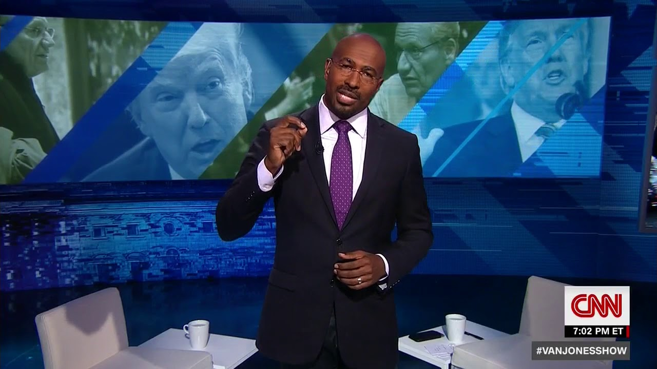 CNN Commentator Van Jones Message For The Black Community [VIDEO]