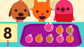 Baby Play Making Juices | Learn Colors Fun Educational Games For Kids
