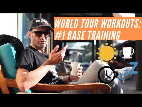 NEW SERIES Worldtour Workouts - How Much Base Training Does a Pro Do and How Much Do You Need?