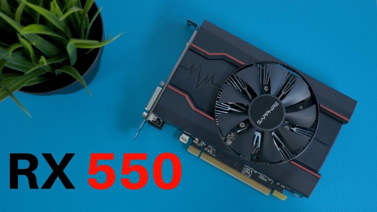Amd Radeon Rx 550 Is It Worth It Youtube