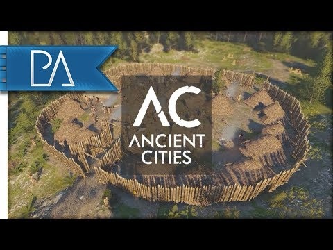 EPIC NEW CITY BUILDING GAME - Ancient Cities Gameplay