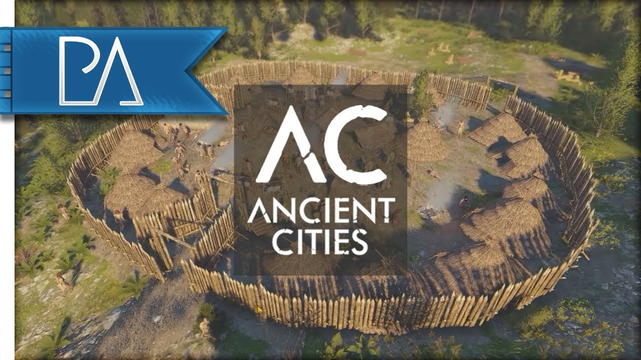 EPIC NEW CITY BUILDING GAME - Ancient Cities Gameplay ...