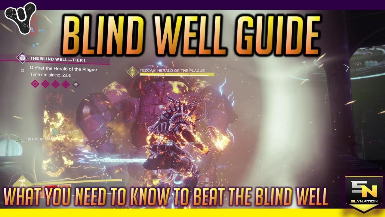 blind well d2