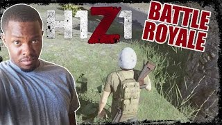 H1Z1 Battle Royale Gameplay - ROLE PLAY w/ FRANKI! | H1Z1 PC Gameplay