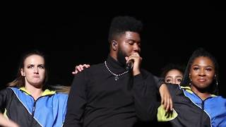 181025 Khalid Live in Seoul - Young dumb and broke