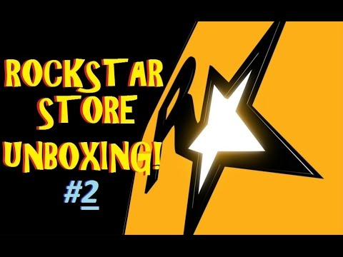 Rockstar warehouse(store) UNBOXING {Part 2}!!!