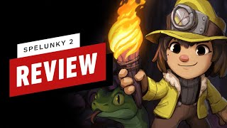 Spelunky 2 Review (Video Game Video Review)