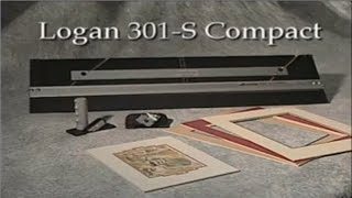 Logan 301-S Compact: Usage Guide video by ArtistSupplySource.com