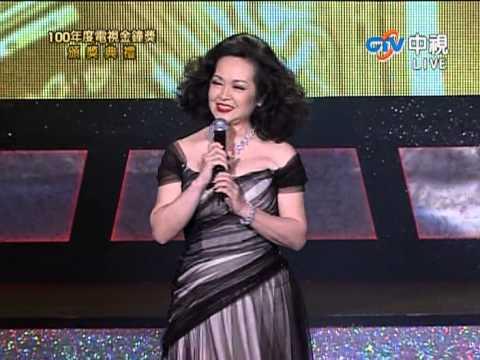 崔苔菁 2011年金鐘獎 最佳綜藝節目主持人 陶晶瑩 利菁 浩角翔起 張小燕