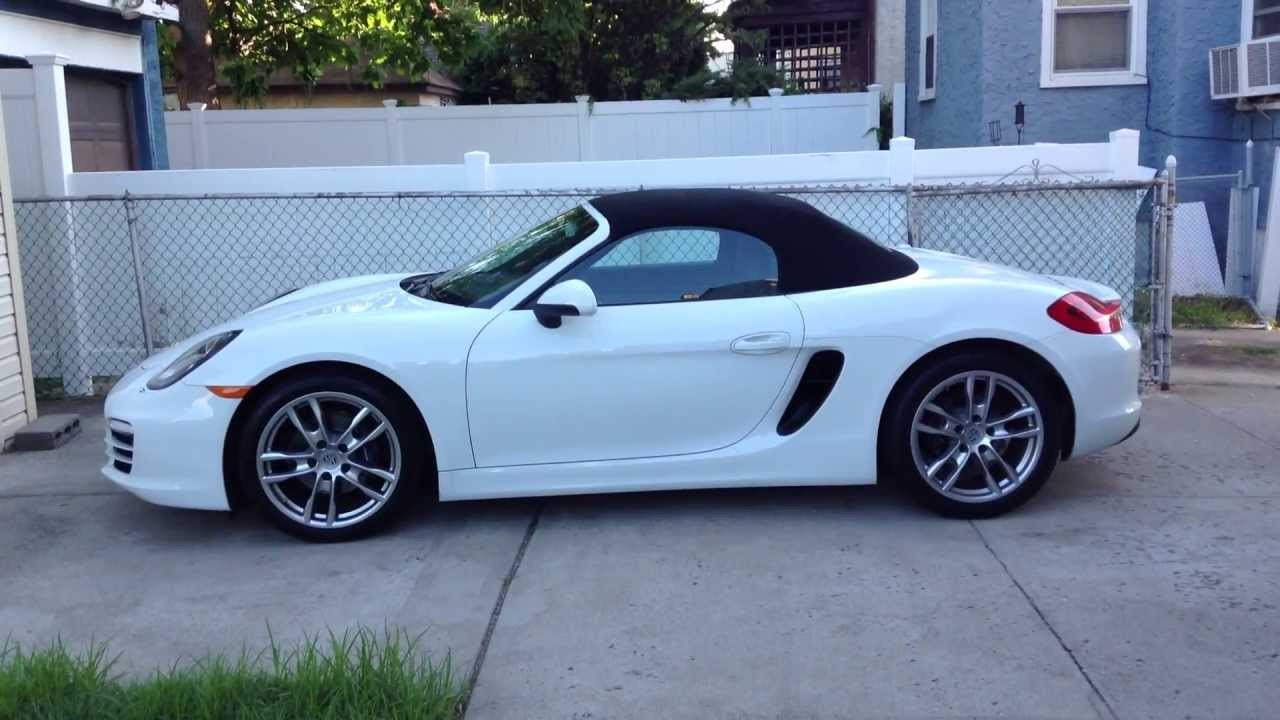 2013 porsche boxster review youtube. Black Bedroom Furniture Sets. Home Design Ideas