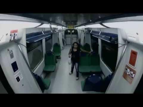 Amazing Zombie Prank On The Train
