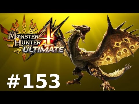 Monster Hunter 4 Ultimate Multiplayer -- Part 153: Fired Up