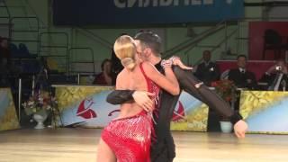Miha Vodicar - Nadiya Bychkova, танец победителей
