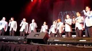 Straight No Chaser - Back Home Again in Indiana - Fort Wayne, IN  10/30/11