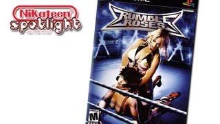 Spotlight Video Game Reviews - Rumble Roses (PS2)