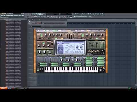 Sylenth1 : Synthesizer Tutorial #07 - Arpeggiator & Distortion [Deutsch]