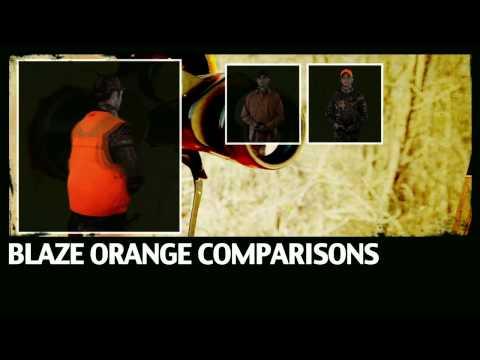 The Effectiveness Of Blaze Orange