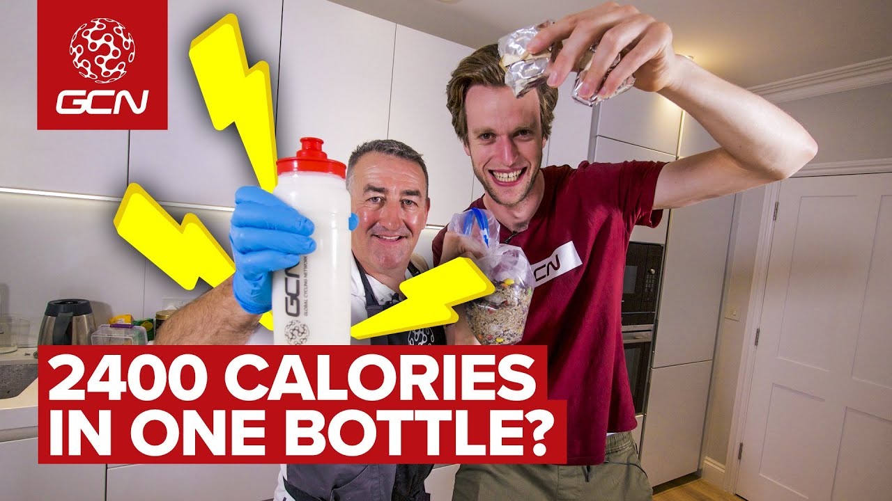 Download Homemade 'Rocket Fuel'?! | How to Make a 2400 Calorie Energy Drink and Other Top Cycling Recipes