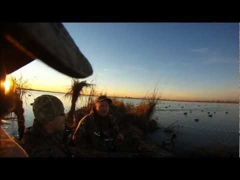 Duck Hunting in Richvale, CA