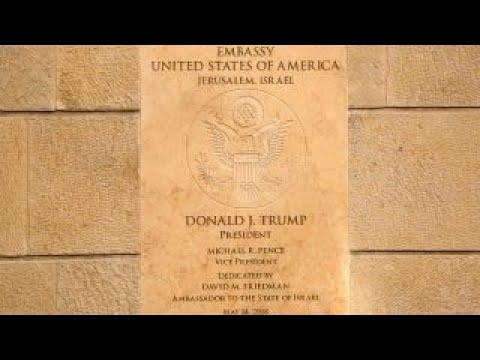 US Jerusalem embassy opening fallout