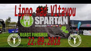 LIPNO SPARTAN RACE BEAST 2018, Tschechien 22.09. - OCR, Lipno Česká republika